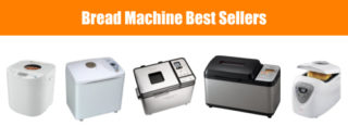 Bread machine best sellers