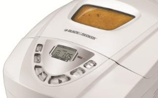 Black and Decker B6000C Bread Maker Top View