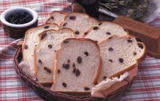 Zojirushi BB-HAC10 mini bread maker raisin bread