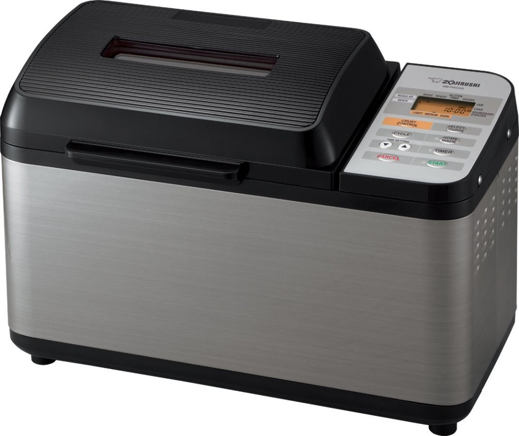 Zojirushi BB-PAC20 bread maker with dough cycle