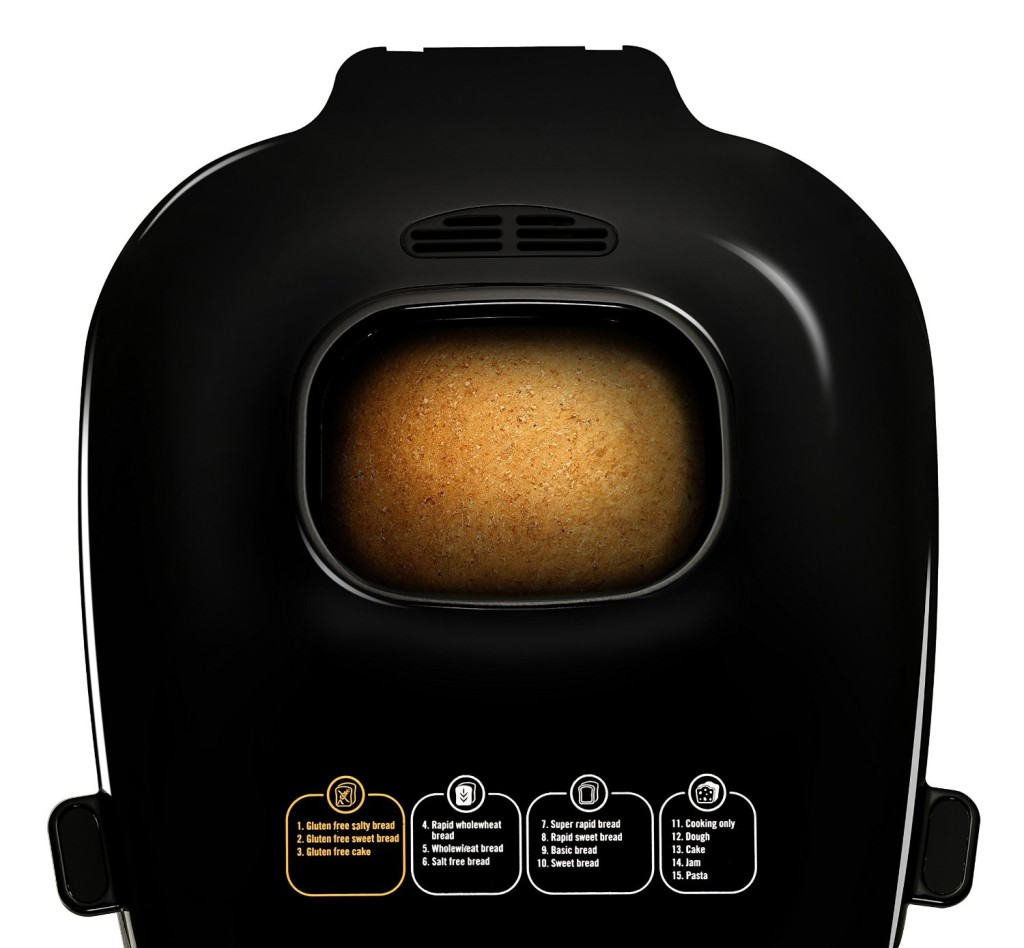 T-fal PF311 ActiBread Bread Machine Lid with Viewing Window