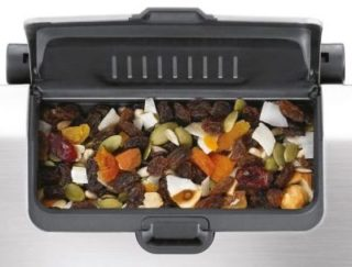 Breville BBM800XL Bread Maker Automatic Fruit and Nut Dispenser
