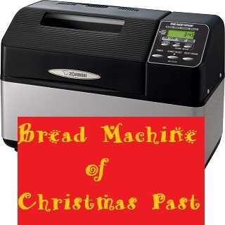 Bread Machine of Christmas Past Zojirushi BB-CEC20