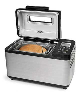 Zojirushi Bb Pdc20 Home Bakery Virtuoso Plus Breadmaker Lid Open